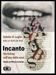 Incanto Workshop sull'uso della voce